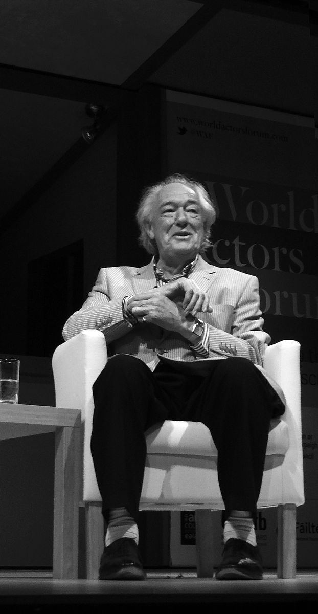 Michael Gambon on screen and stage