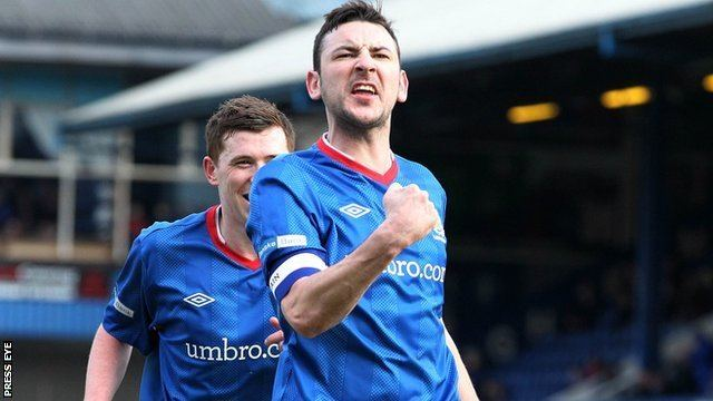 Michael Gault BBC Sport Michael Gault has faith in Linfield39s new