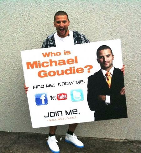 Michael Goudie QAs with Michael Goudie