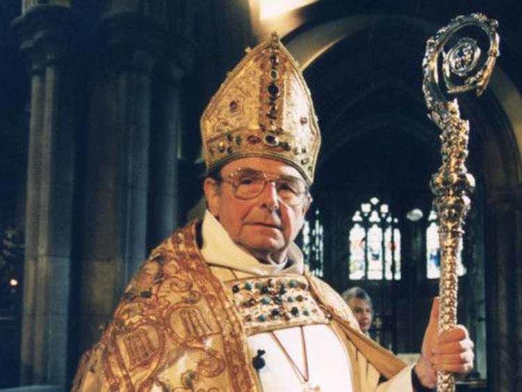 Michael Hare Duke Rt Rev Michael Hare Duke Admired Episcopal bishop unafraid of the