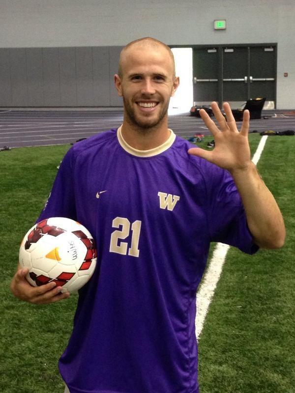 Michael Harris (soccer) UW Mens Soccer on Twitter Michael Harris officially granted his