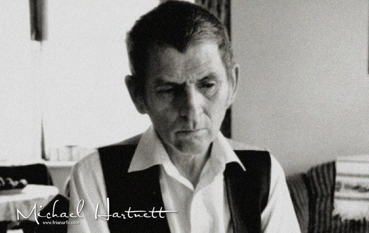 Michael Hartnett Recordando a Michael Hartnett Aquel beso de actor Trianarts
