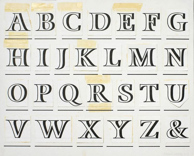 Michael Harvey (lettering artist) Michael Harvey In His Own Words Creative Review