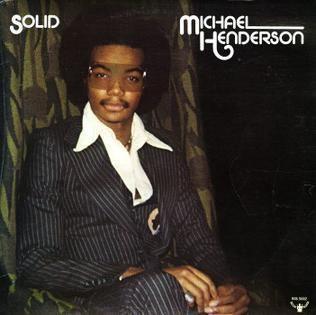 Michael Henderson Solid Michael Henderson album Wikipedia the free