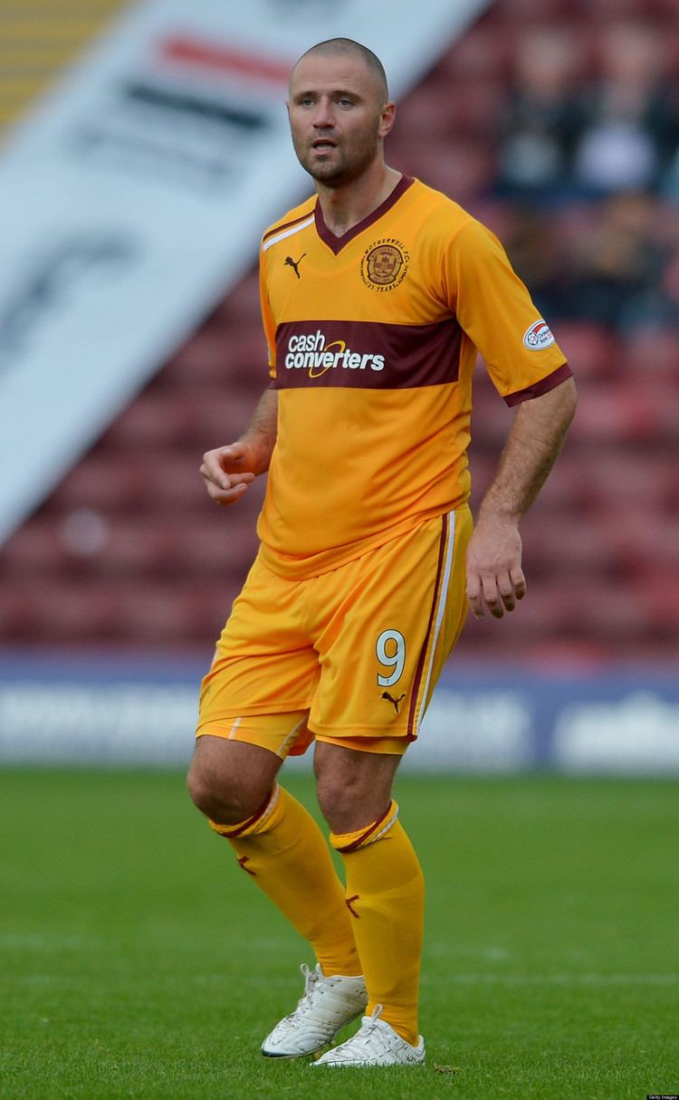 Michael Higdon Motherwell FC39s Michael Higdon Arrested For Alleged