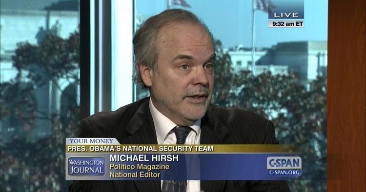 Michael Hirsh (journalist) Washington Journal Michael Hirsh President Obamas National Security