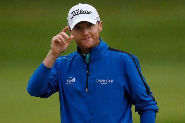 Michael Hoey (golfer) Golf Michael Hoey miles ahead for final of Russian Open