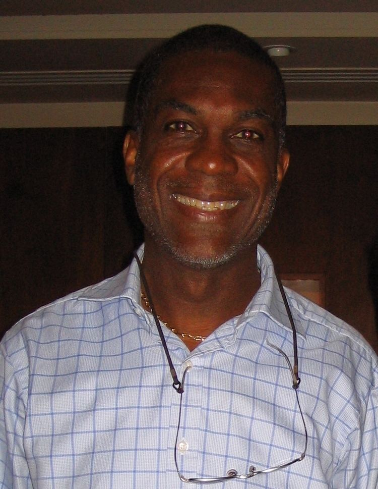 Michael Holding (Cricketer)
