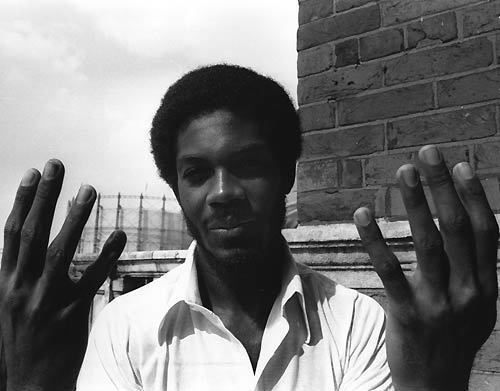 Michael Holding (Cricketer) playing cricket