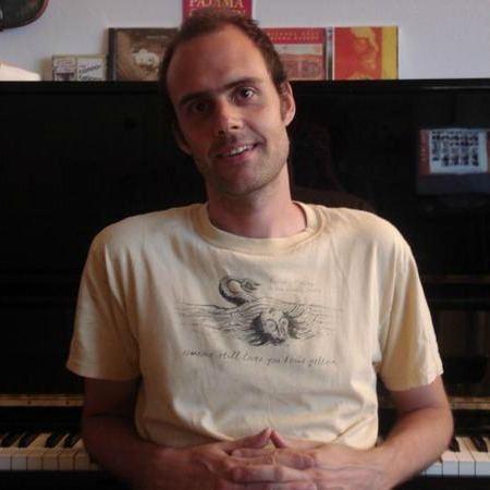 Michael Holt (musician) Michael Holt Kulturresidens