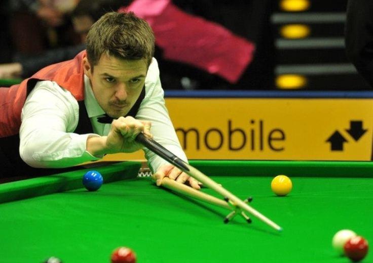 Michael Holt (snooker player) German Masters Nottingham duo shock the seedsMaximum