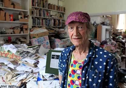 Michael Horovitz Portrait of the beatnik as an old poet Lifestyle