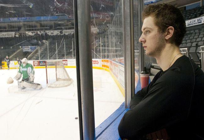 Michael Houser (ice hockey) Houser Will US goalie ban be next The London Free Press