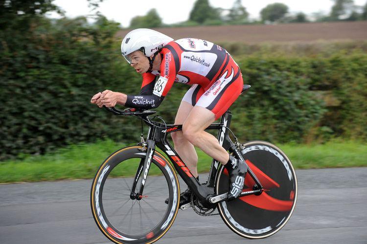 Michael Hutchinson (cyclist) HUTCHINSON CLAIMS BRITISH TT CHAMPS Cycling Weekly