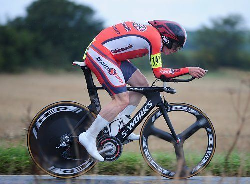 Michael Hutchinson (cyclist) Michael Hutchinson takes National Time Trial crown from