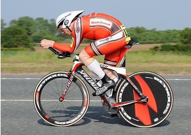 Michael Hutchinson (cyclist) Michael Hutchinson at the World Time Trial Championship