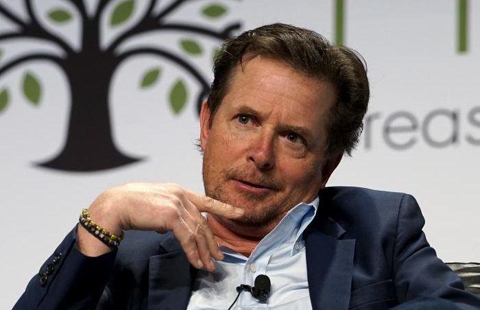 Michael J. Fox Michael J Fox Losing Heartbreaking Fight Against Parkinsons Disease