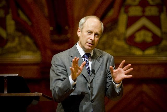 Michael J. Sandel Policy and a Pint Michael J Sandel The Current from