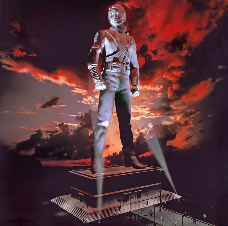 Michael Jackson HIStory statue 1000 images about Discography on Pinterest Pictures Michael