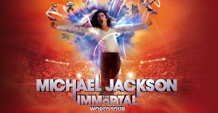 Michael Jackson: The Immortal World Tour Michael Jackson THE IMMORTAL World Tour by Cirque du Soleil by Dan