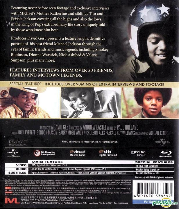 Michael Jackson: The Life of an Icon YESASIA Michael Jackson The Life Of An Icon Bluray Hong Kong
