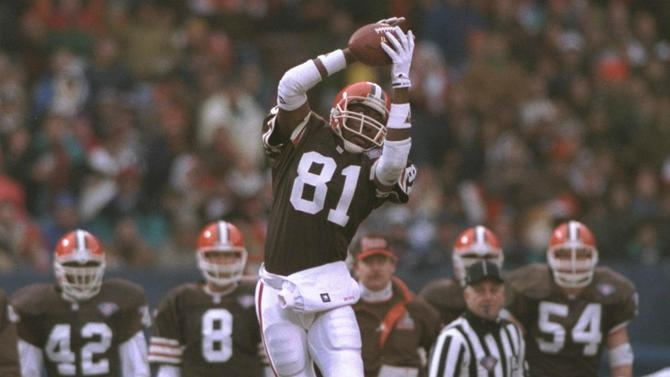 Michael Jackson (wide receiver) Former Browns Ravens receiver Michael Jackson 48 killed in