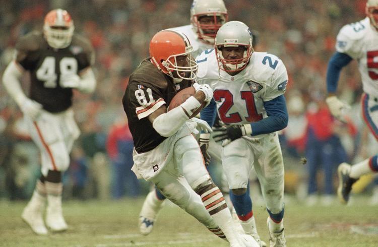 Michael Jackson (wide receiver) Former NFL WR Michael Jackson dies in Louisiana motorcycle crash