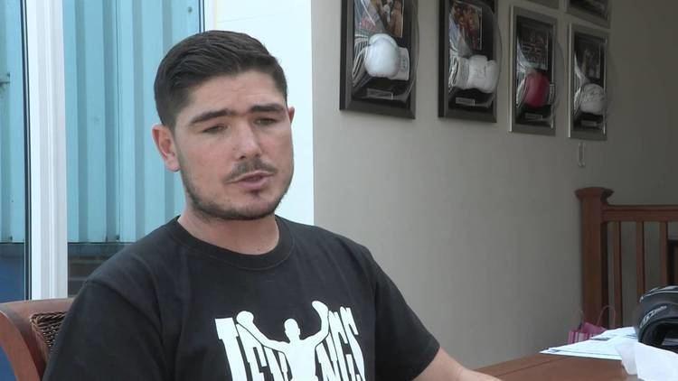 Michael Jennings (boxer) Michael Jennings Interview YouTube