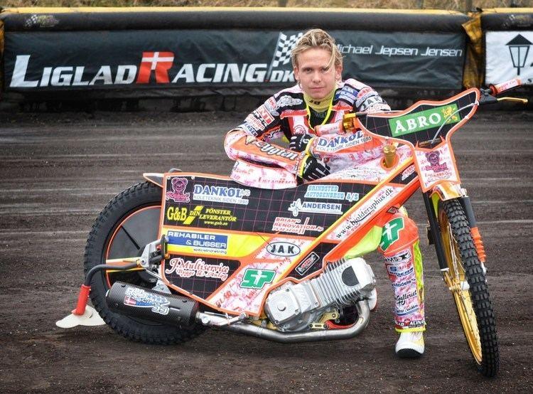 Michael Jepsen Jensen Speedway Ny mekaniker i Li39Glad Racing Danmarks Motor Union