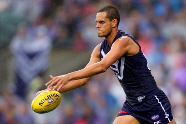 Michael Johnson (Australian rules footballer) Michael Johnson Signs Again Until End Of Year 2017 With