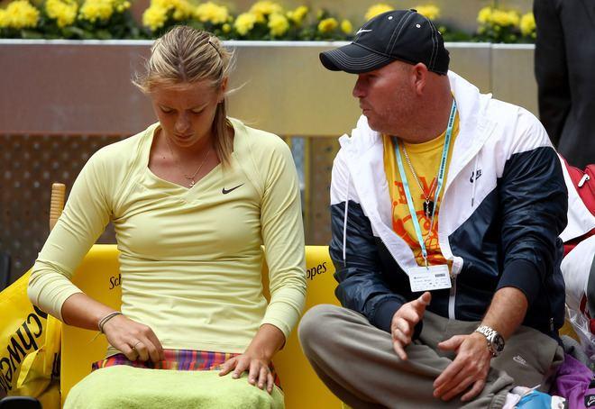 Michael Joyce (tennis) Player Coach Icon 72unforcederrors