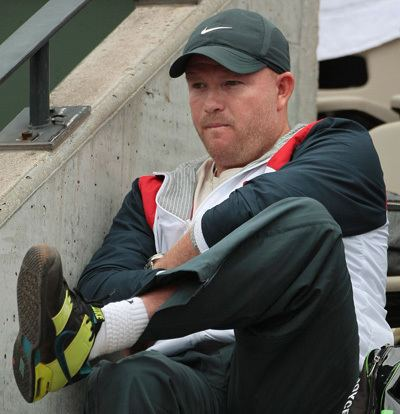 Michael Joyce (tennis) MikeJoycecoachjpg