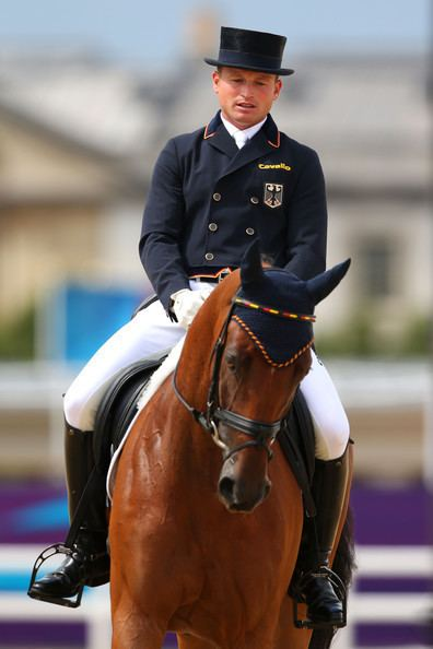 Michael Jung (equestrian) Sam and Michael Jung Photos Olympics Day 2 Equestrian