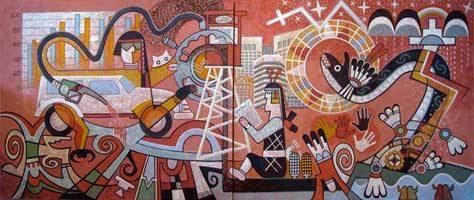 Michael Kabotie Glenn Green Galleries Michael Kabotie