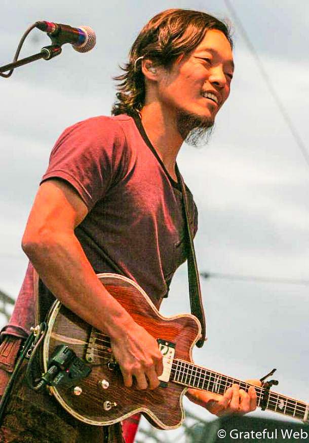 Michael Kang (musician) Grateful Web Interview with Michael Kang Grateful Web