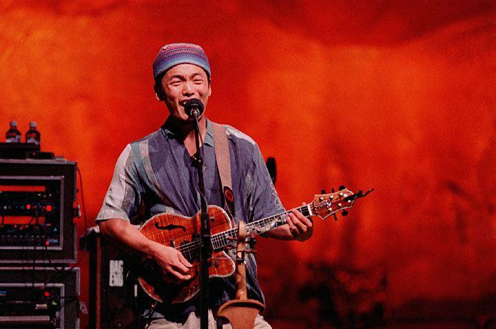Michael Kang (musician) Michael Kangs mandos