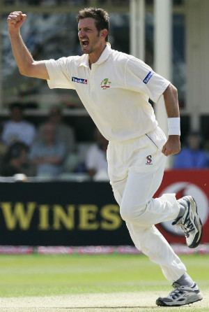 Michael Kasprowicz A fine fast bowler who faced tough competition