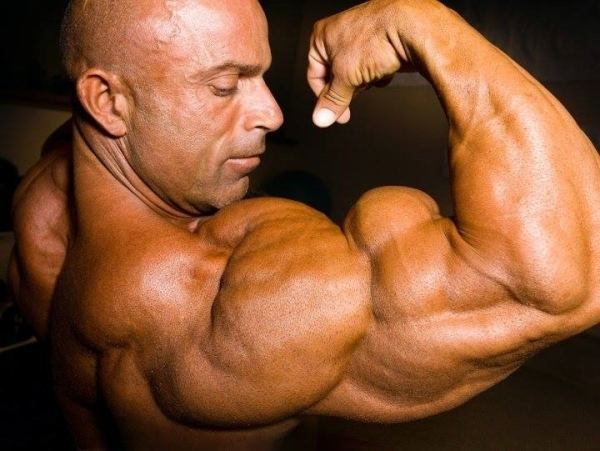 Michael Kefalianos Cyberflexingcom Exclusive Interview With IFBB Pro
