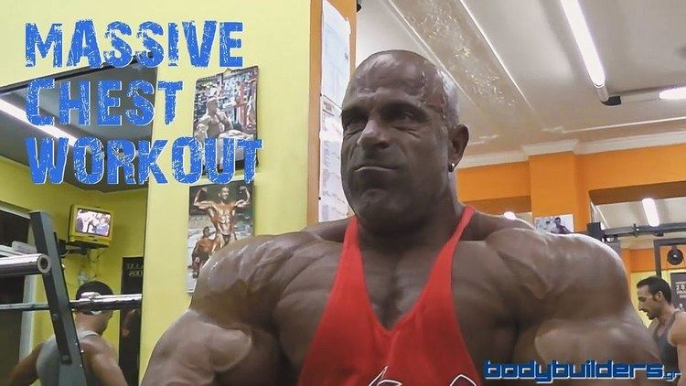 Michael Kefalianos Michael Kefalianos Training Chest 5 Weeks Out Of The