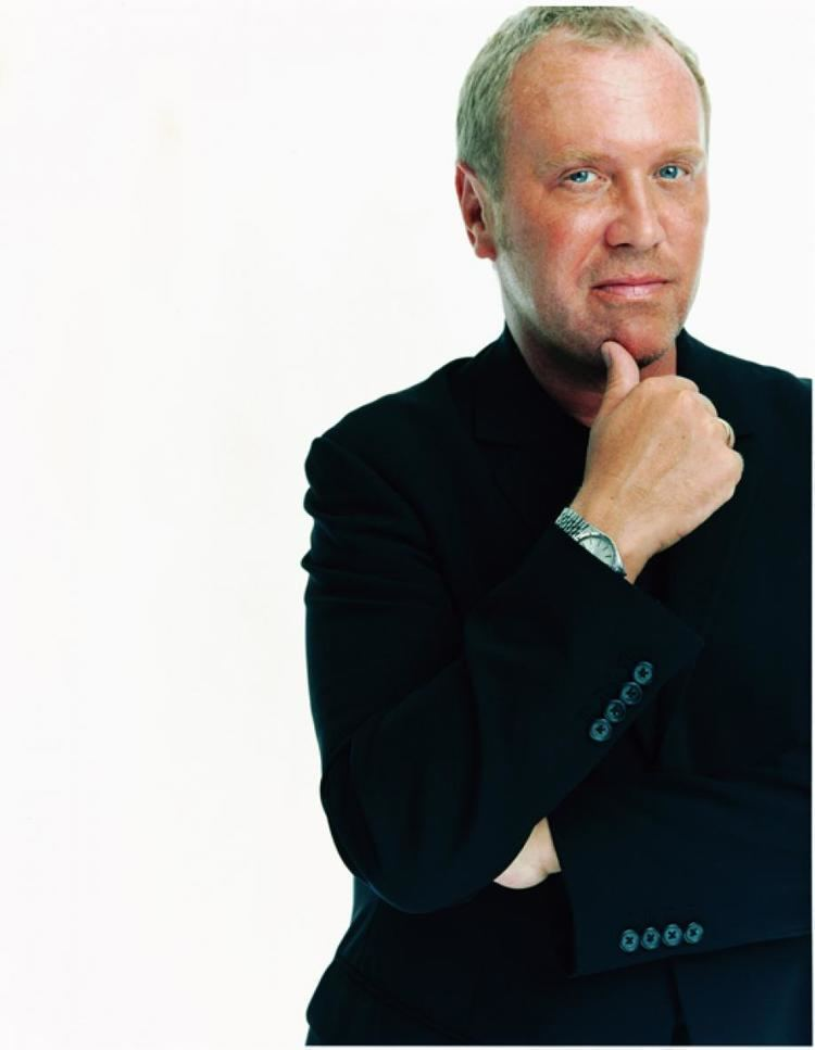 Michael Kors fashion designers Luxos interview with Michael Kors
