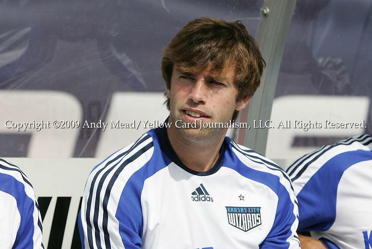 Michael Kraus (soccer) Michael Kraus Andy Mead Photo