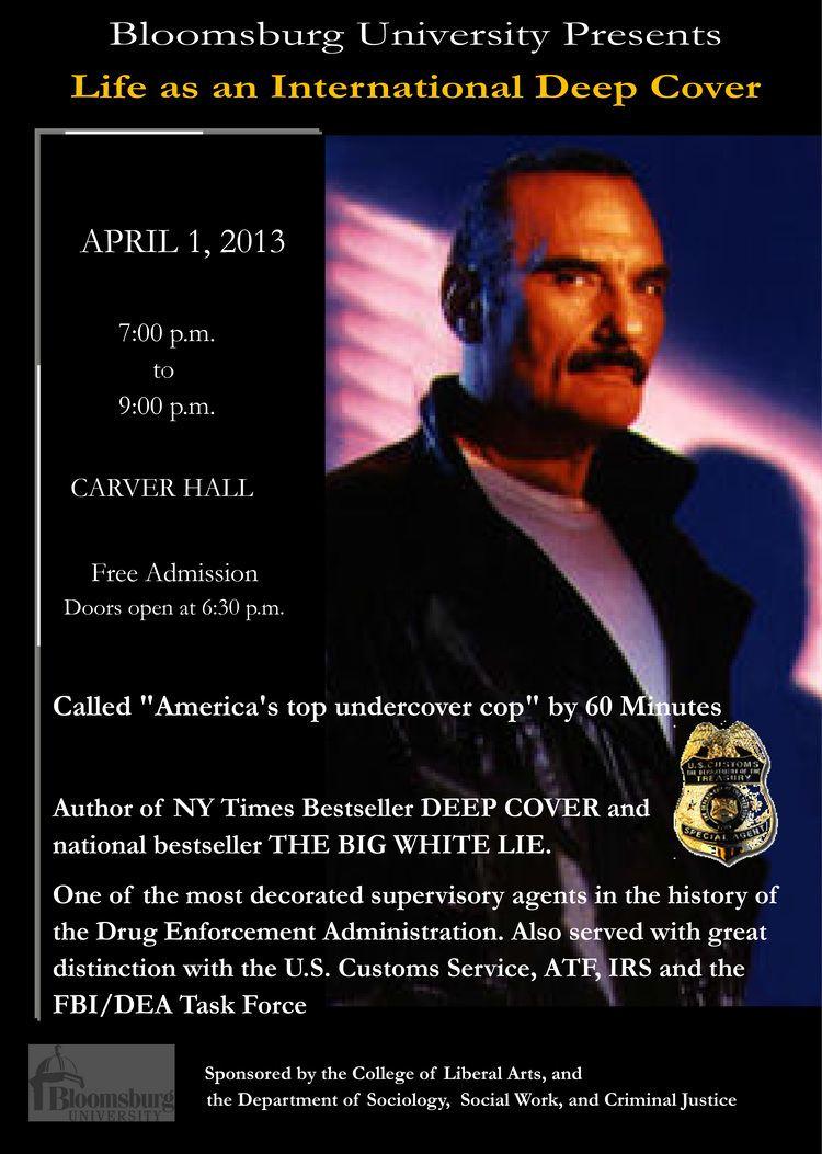 Michael Levine (DEA) Michael Levine Former Undercover DEA Agent and Author