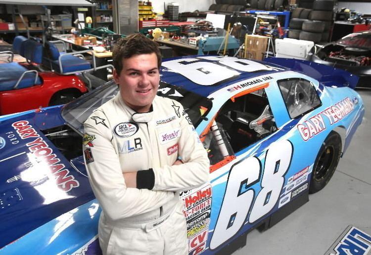 Michael Lira (racing driver) Port Orange Spruce Creek senior Michael Lira races in ARCA Orlando