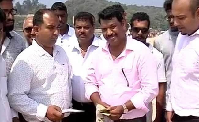 Michael Lobo (politician) Elections 2017 Why BJPs Michael Lobo Who Once Washed Dishes Is