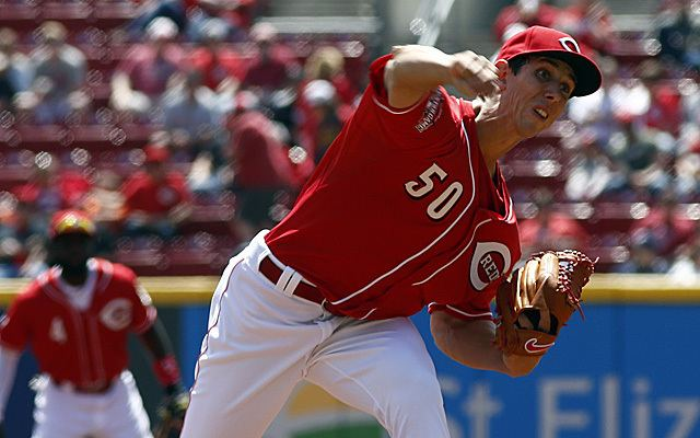 Michael Lorenzen Michael Lorenzen gives up homer while mother is