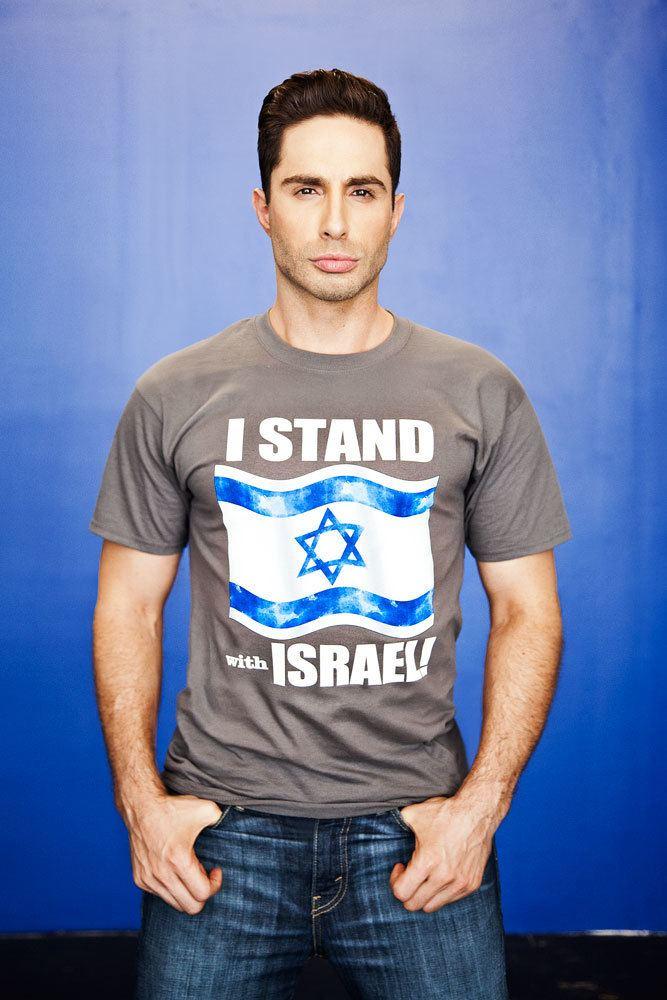 Michael Lucas (director) Michael Lucas is Going to Israel AWiderBridge