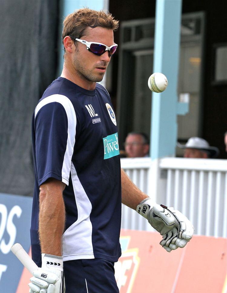 Michael Lumb (cricketer) Michael Lumb cricket keepyuppy SarahCanterbury