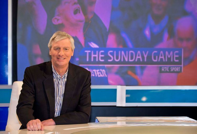 Michael Lyster Michael Lyster GAA presenter down through the years Irish Mirror