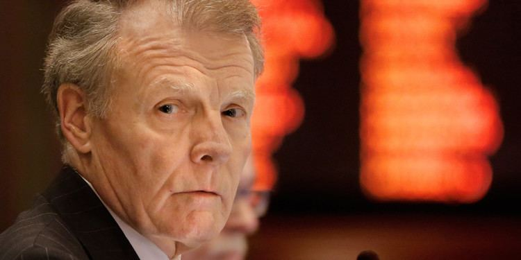 Michael Madigan Reporter from the Illinois Press Demands Madigan Release