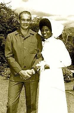 Michael Manley On this day in Jamaican history Michael and Beverly Manley